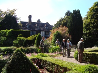 2015 outing St. Mary's Bramber